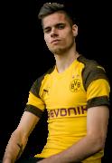 Julian Weigl football render