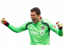 Julio Cesar football render