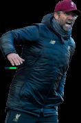 Jürgen Klopp football render