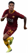 Justin Kluivert football render