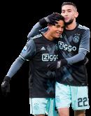 Justin Kluivert & Hakim Ziyech