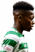 Karamoko Dembélé football render