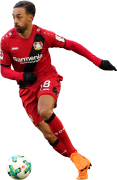 Karim Bellarabi football render