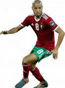 Karim El Ahmadi football render
