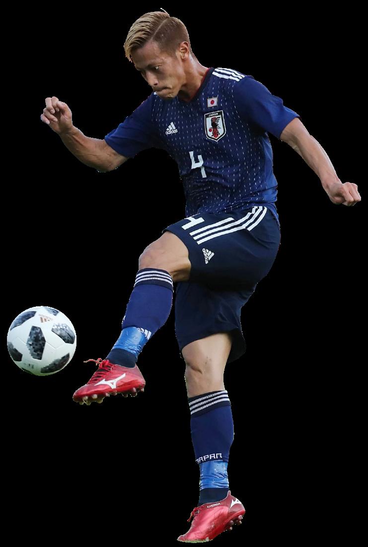Keisuke Hondarender