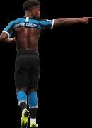 Keita Baldé football render