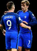 Kevin Gameiro & Antoine Griezmann