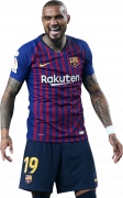 Kevin-Prince Boateng football render