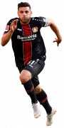 Kevin Volland football render