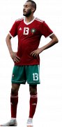 Khalid Boutaib football render