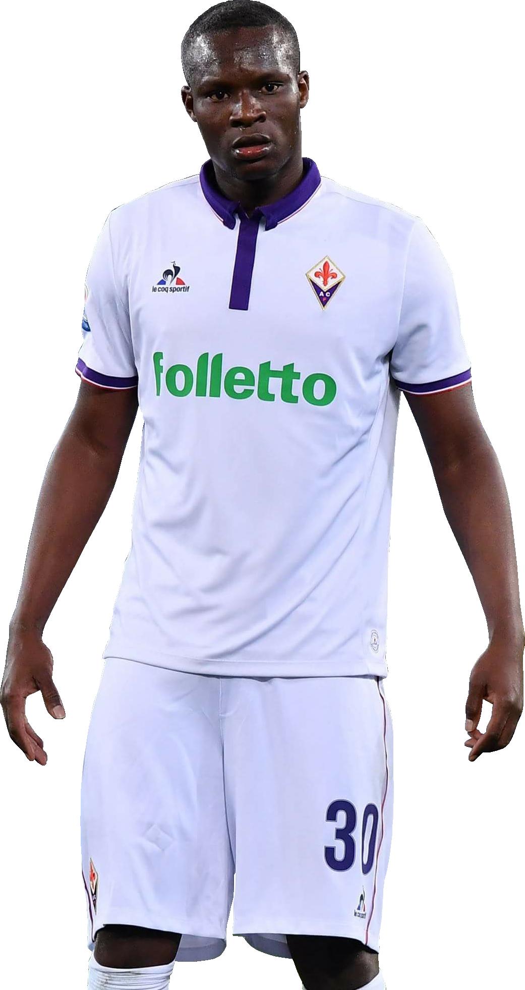 Khouma Babacar football render - 35613 - FootyRenders