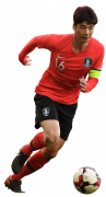 Ki Sung-Yong football render