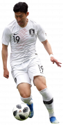 Kim Young-Gwon football render