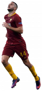 Kostas Manolas football render