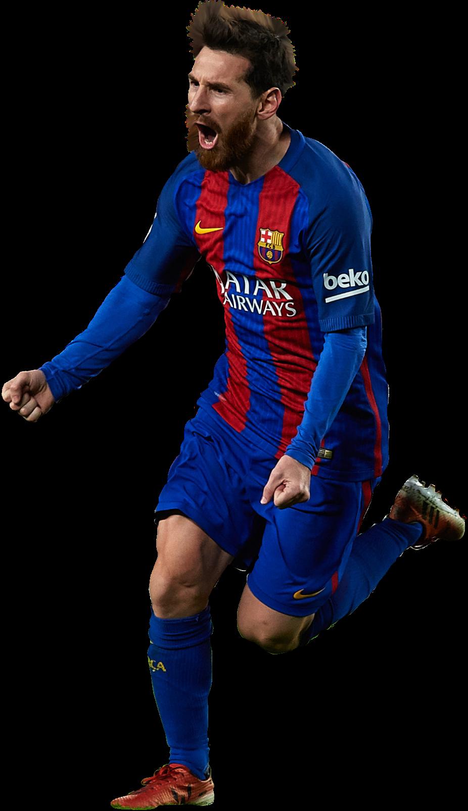 Lionel Messi football render - 33511 - FootyRenders