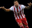 Lazar Randjelovic football render