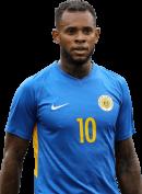 Leandro Bacuna football render