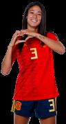 Leila Ouahabi football render