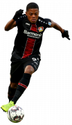 Leon Bailey football render