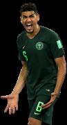 Leon Balogun football render