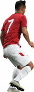 Leonel Justiniano football render
