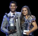 Lieke Martens & Cristiano Ronaldo