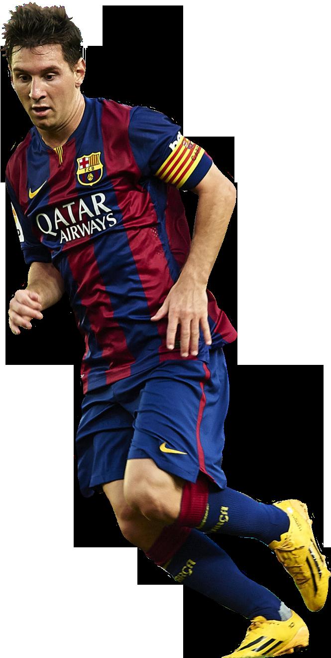 Lionel Messi football render - 7939 - FootyRenders