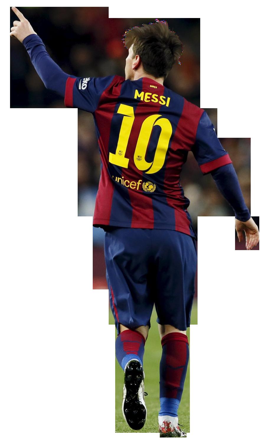 Lionel Messi football render - 12477 - FootyRenders