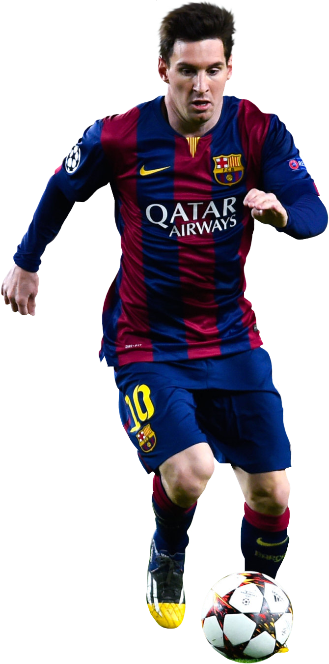 Go To Homepage >> Lionel Messi football render - 9632 - FootyRenders