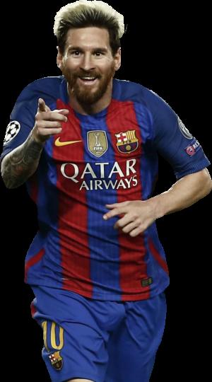 Lionel messi football render 31097 footyrenders - Render barcelona ...