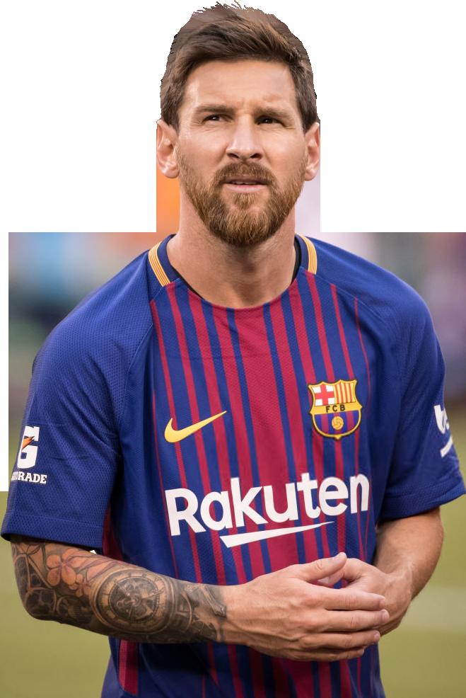 Lionel Messi football render - 39208 - FootyRenders
