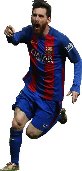 Lionel messi football render 36036 footyrenders - Render barcelona ...