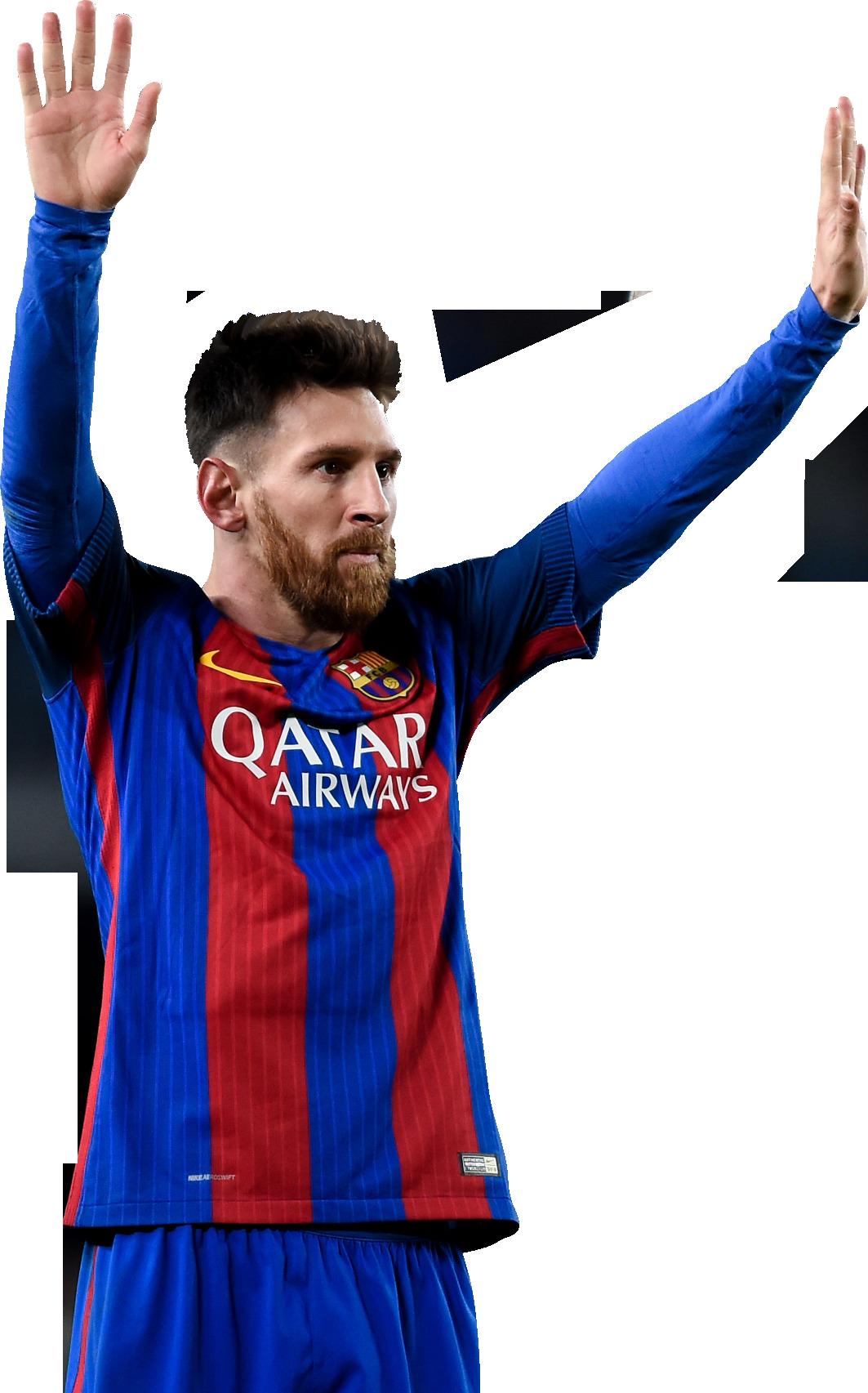 Lionel messi football render 32843 footyrenders - Render barcelona ...