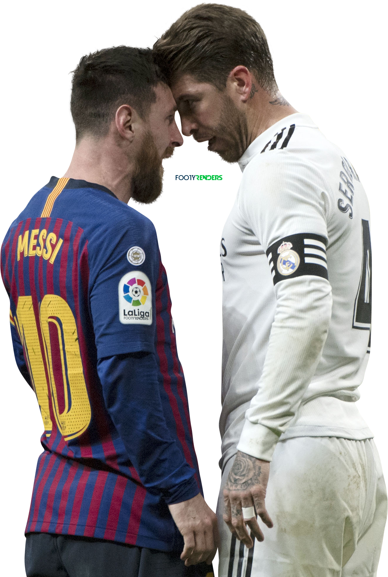 football render Sergio 51839 Ramos Messi - Lionel &