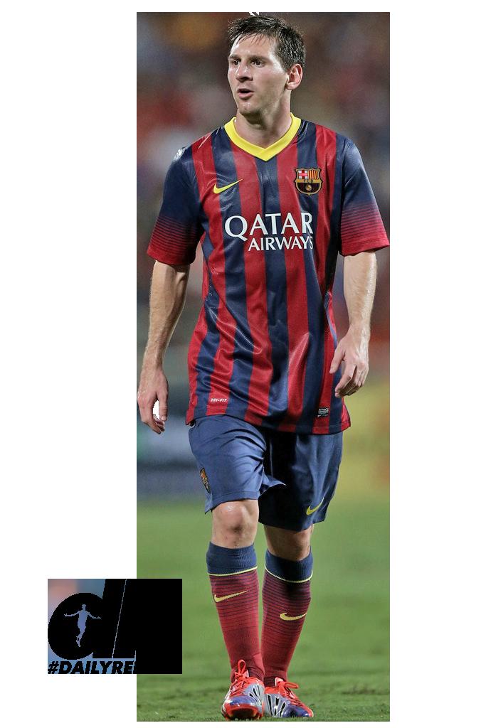 Lionel messi football render 2042 footyrenders - Render barcelona ...
