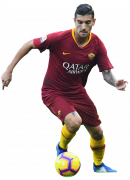 Lorenzo Pellegrini football render