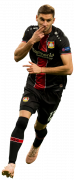 Lucas Alario football render