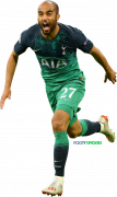 Lucas Moura football render
