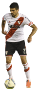 Lucho Gonzalez football render