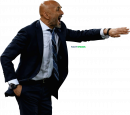 Luciano Spalletti football render