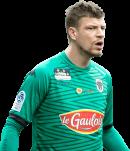 Ludovic Butelle football render
