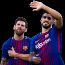 Luis Suárez & Lionel Messi