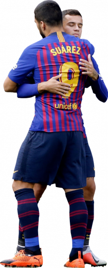 Luis Suarez & Philippe Coutinho