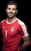 Luka Milivojević football render