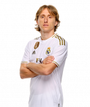 Luka Modric football render