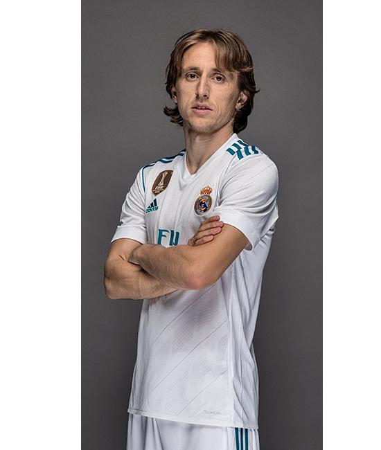 Luka Modrić Image 5: Luka Modric Football Render