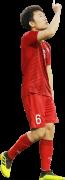 Luong Xuan Truong football render