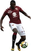 M'Baye Niang football render