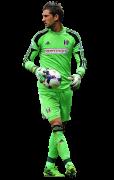Maarten Stekelenburg football render