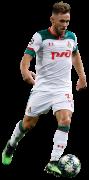 Maciej Rybus football render